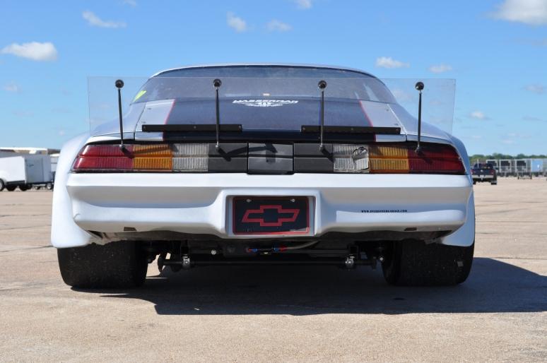 2015 cp camaro rear