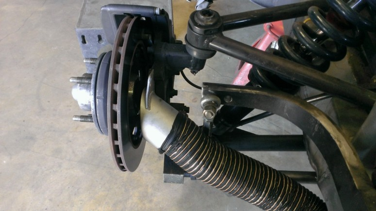camaro front suspension