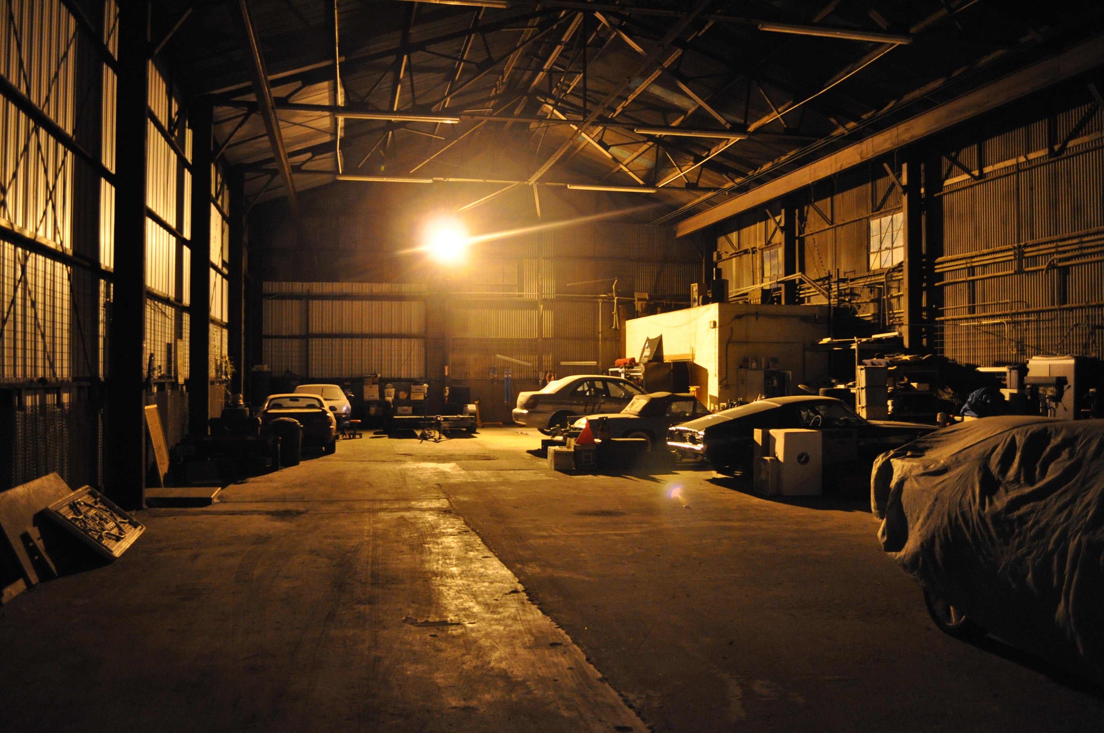 Mustang Photo Shoot Oversteer Garage