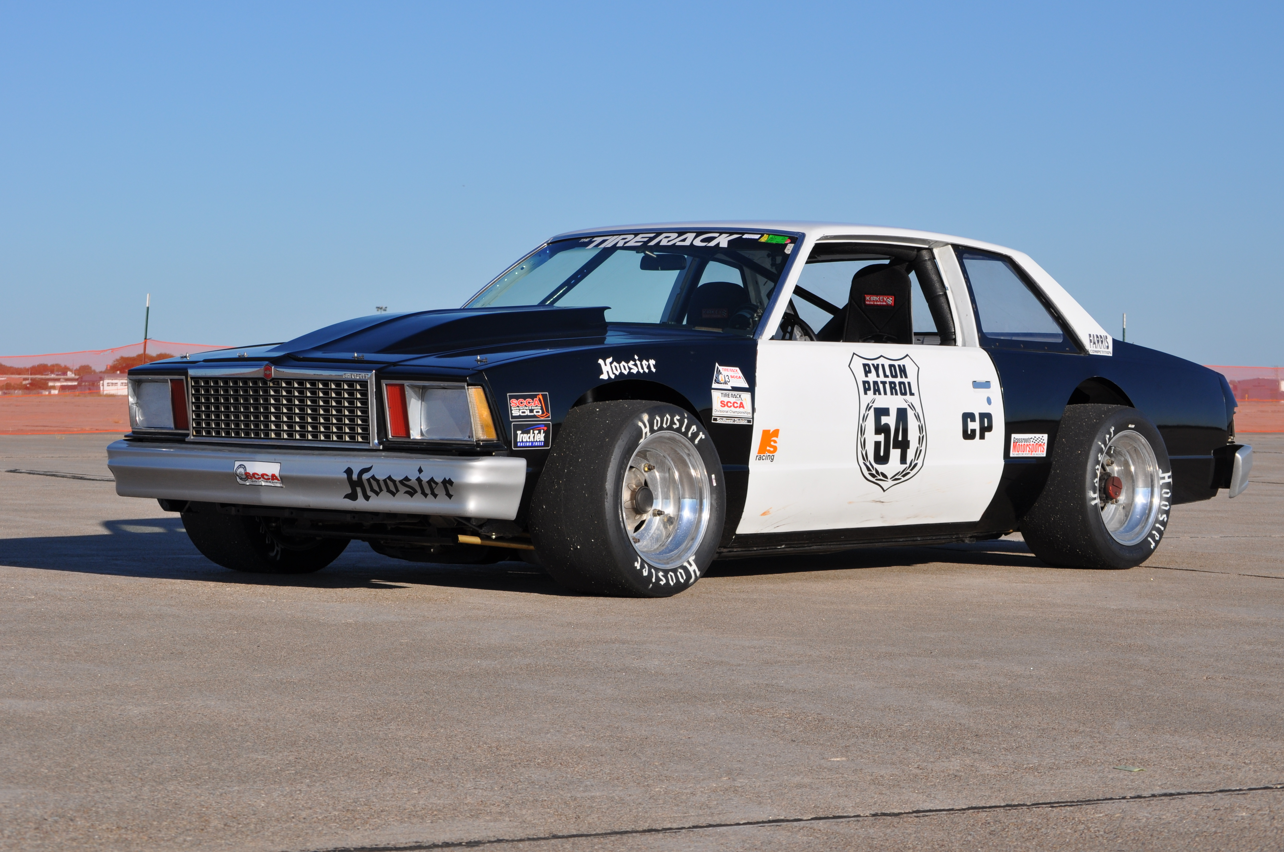 FEATURE: Jeff Minor\'s 1978 CP Malibu | Oversteer Garage