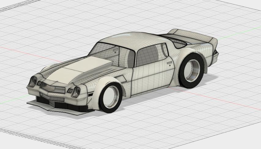Camaro Model
