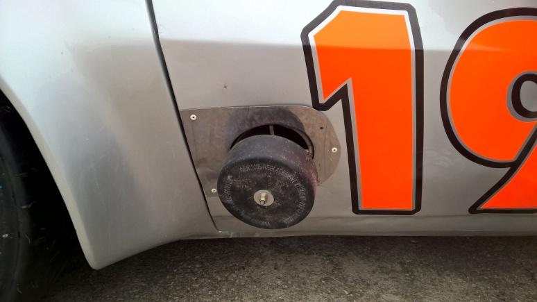 cp camaro exhaust baffle