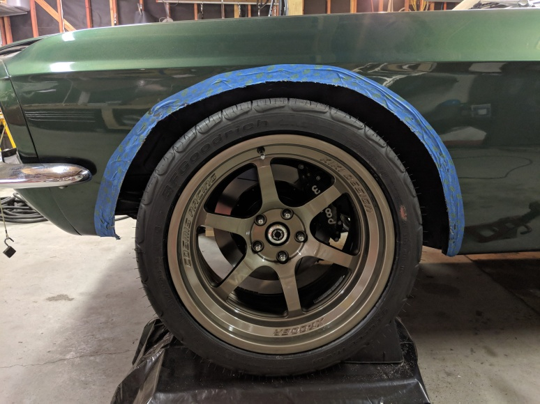 frontfendertrimming